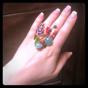 Jewelry - Colorful Statement Ring
